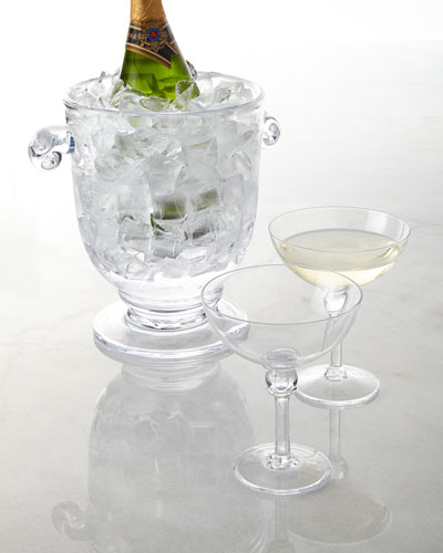 Hartland Coupe and Cavendish Ice Bucket