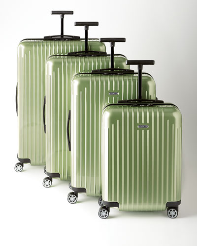 Salsa Air Lime Green Luggage