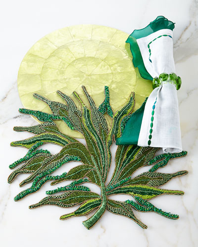 Rain Forest Table Linens