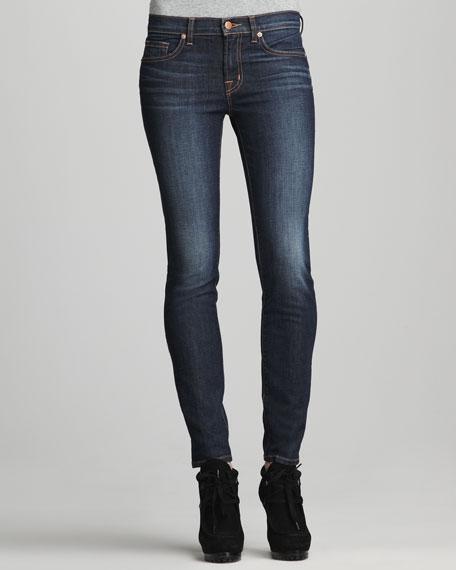 811 Mid-rise Skinny Jeans - Dark denim J Brand Discount 2018 sA9z4N3xhk