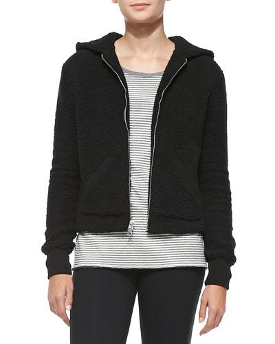 Hooded Fleece Jacket