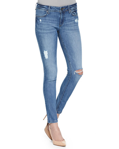 Dl 1961 Premium Denim Emma Distressed Ankle Legging Jeans Remington
