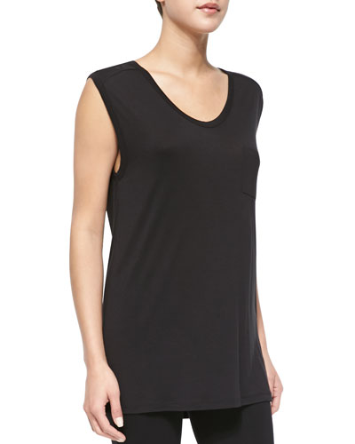 Classic Jersey Muscle Tee