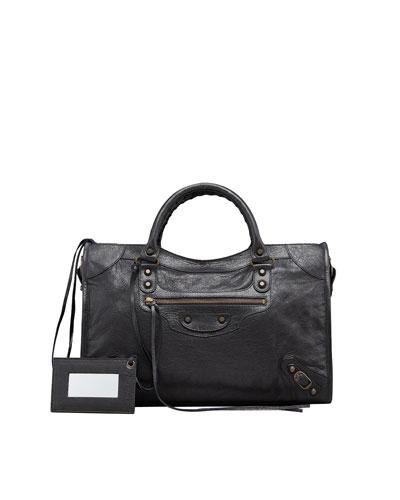 Classic City Bag, Black