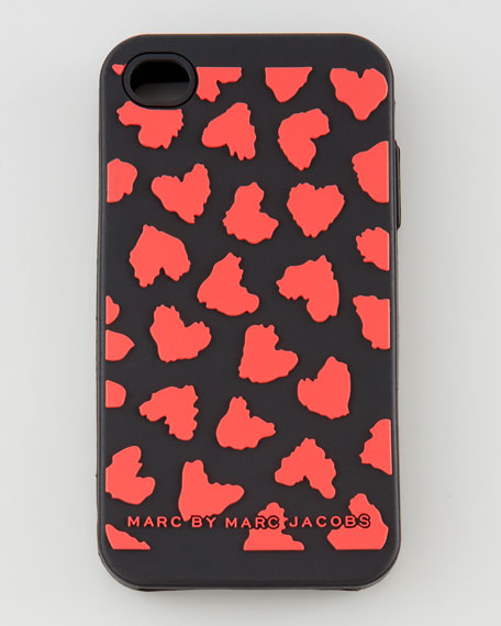 Wild at Heart iPhone 4 Case