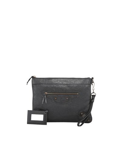 Classic Handle Bag, Black
