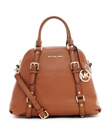 9ff4e8f9d06d MICHAEL Michael Kors Bedford Large Bowling Satchel Bag