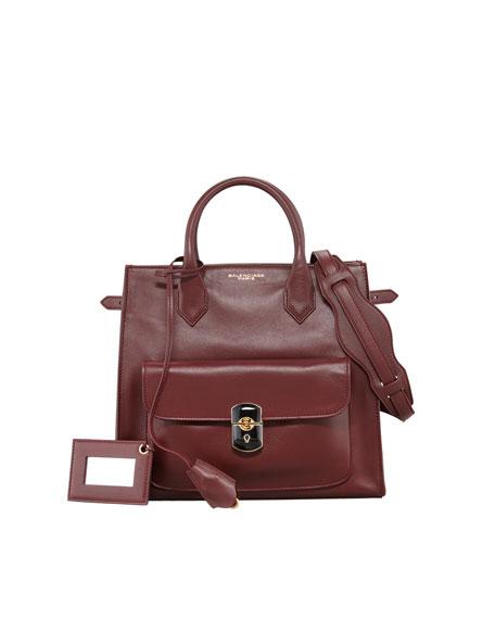 e6647f6efb26 Balenciaga Padlock All Time Tote Bag