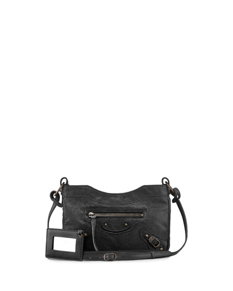 b5a4b6f7b1 Balenciaga Classic Hip Crossbody Bag