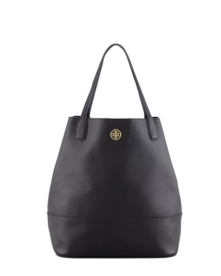 c8c6ad4d65d Tory Burch Michelle Leather Tote Bag
