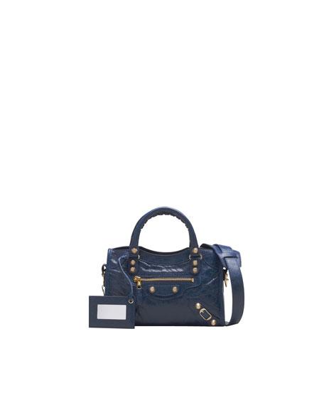 dde4c8ac3850 Balenciaga Giant 12 Golden Mini City Bag