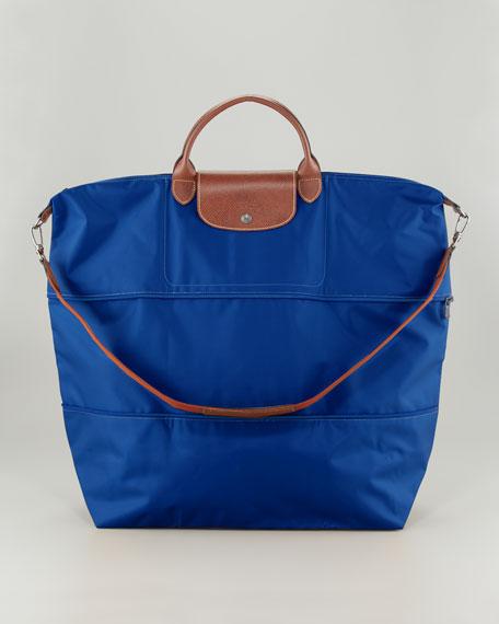 Le Pliage Expandable Tote Bag, Indigo