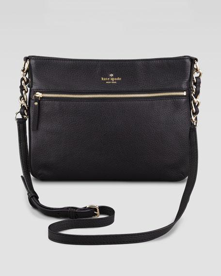 Cobble Hill Ellen Crossbody Bag Black