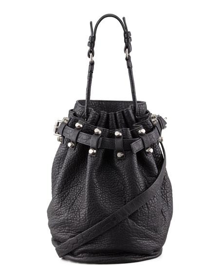Diego bucket crossbody bag - Black Alexander Wang 1CZVb