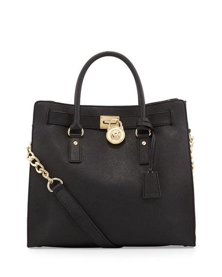 656b6e33c221 MICHAEL Michael Kors Hamilton Large Saffiano Tote Bag