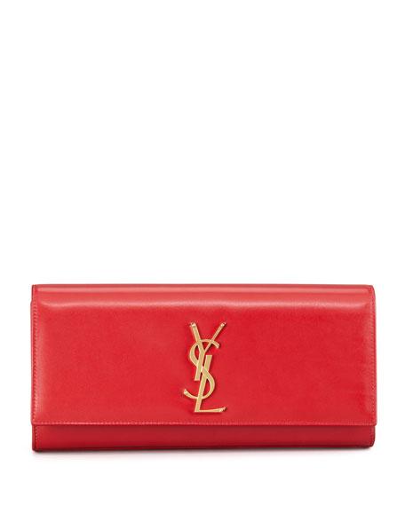 3f3f0e35897 Saint Laurent Cassandre Clutch Bag, Red