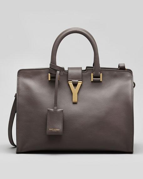 7e466fe30b31e Saint Laurent Y-Ligne Cabas Mini Leather Bag