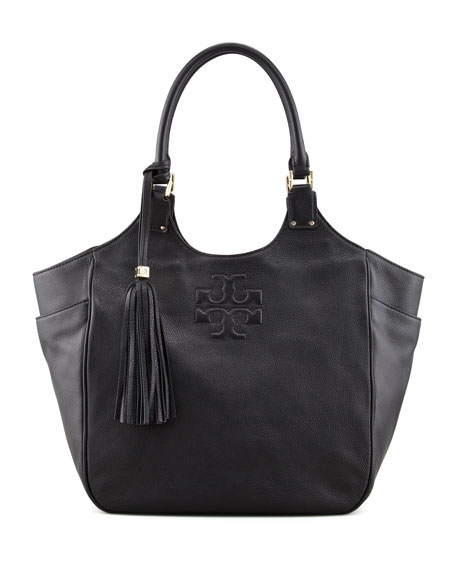 Tory Burch Thea Round Tote Bag