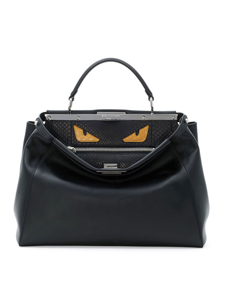 Fendi Monster Eyes Peekaboo Bag