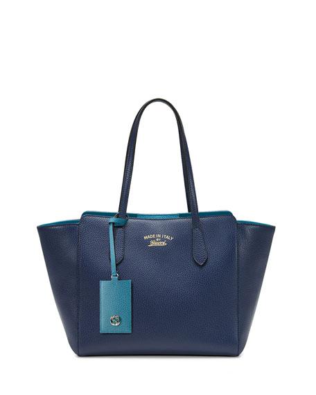 gucci navy blue handbag