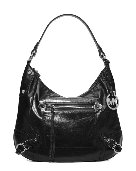 5539c79d9838b MICHAEL Michael Kors Large Fallon Hobo Shoulder Bag. Large Fallon Hobo  Shoulder Bag