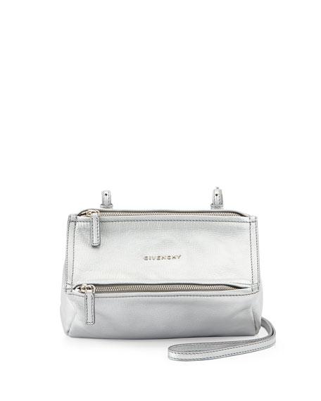e6711897515e Givenchy Pandora Mini Leather Crossbody Bag