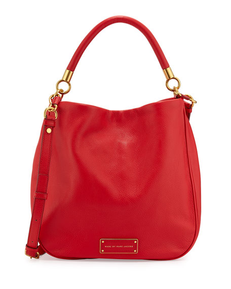 Too Hot To Handle Hobo Bag Cambridge Red