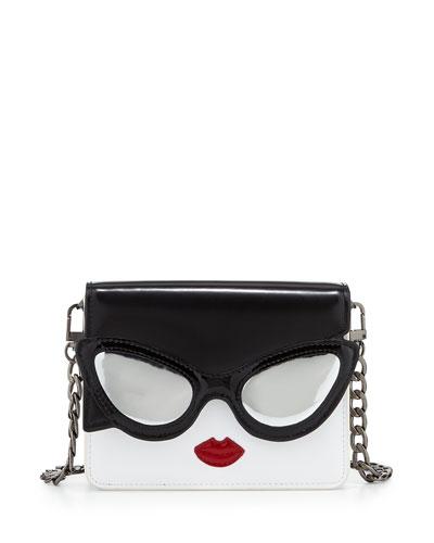 Stacy Face Mini Clee Shoulder Bag