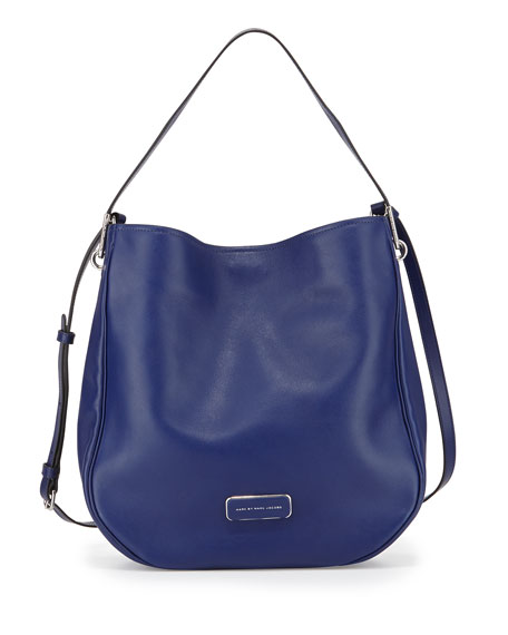 a96170380239 MARC by Marc Jacobs Ligero Leather Hobo Bag