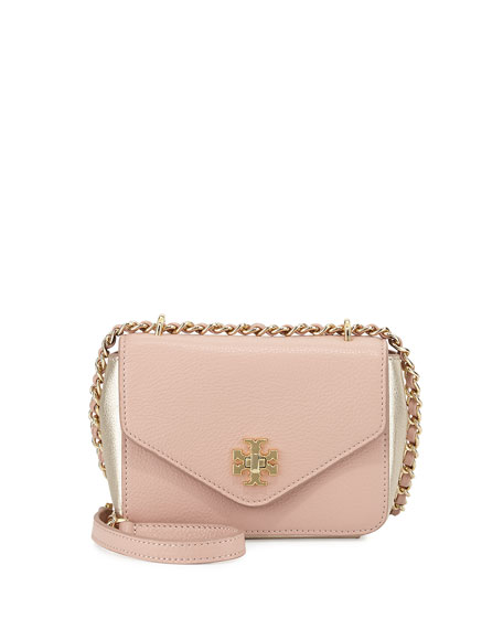 3a9c894c259 Tory Burch Kira Mini Chain-Strap Crossbody Bag