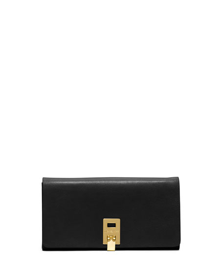 1d3980043cfa Michael Kors Collection Miranda Continental Wallet