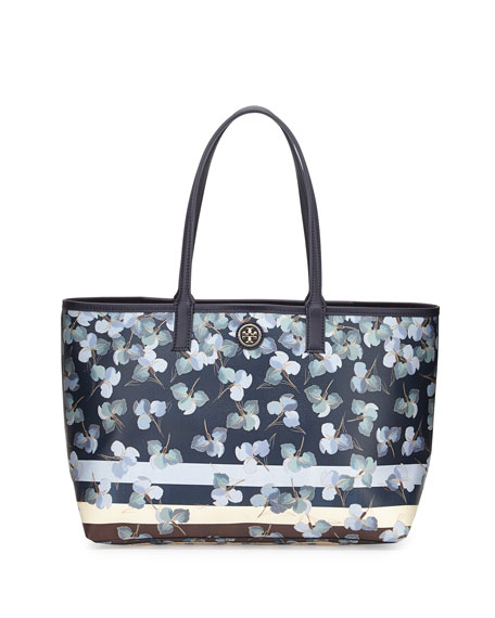 1aef0dfa1ac Tory Burch Kerrington Floral-Print Shopper Tote Bag