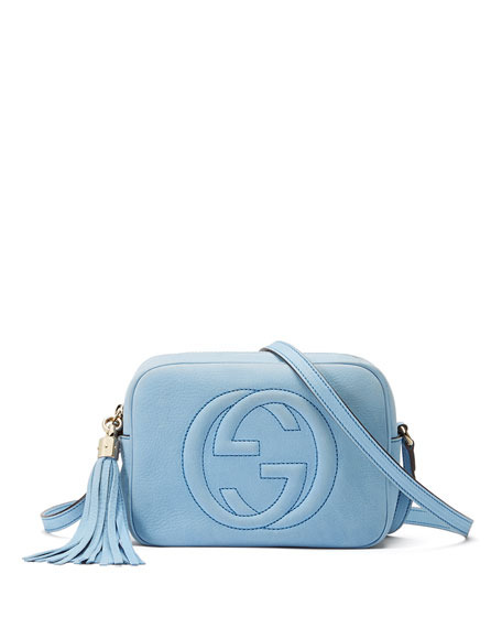 7a0f7536535a Gucci Soho Small Nubuck Shoulder Bag