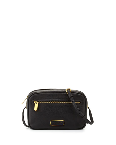 MARC by Marc Jacobs Sally Leather Crossbody Bag