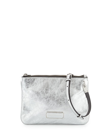 a90d86ff4277 MARC by Marc Jacobs Ligero Novelty Double Percy Crossbody Bag
