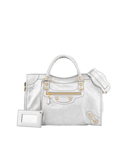Giant 12 Golden City Bag, Gray