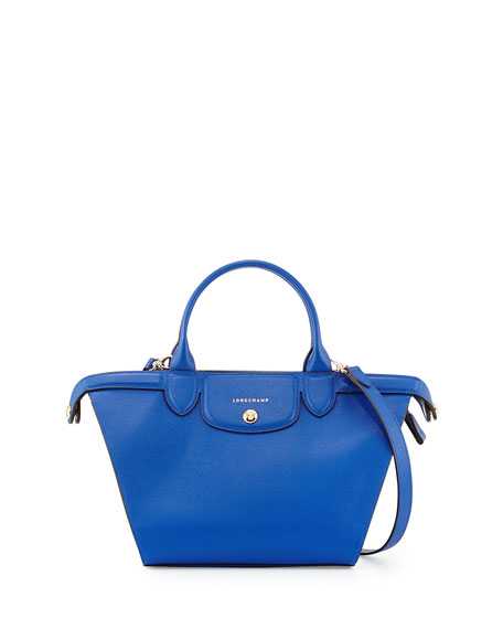 ee20e2114931 Longchamp Le Pliage Heritage Saffiano Satchel Bag