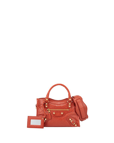Giant 12 Golden City Mini Bag, Rouge