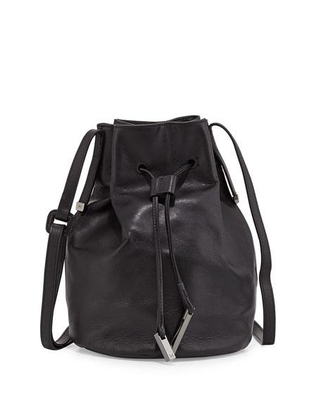 d5f808997768 Halston Heritage Drawstring Bucket Bag