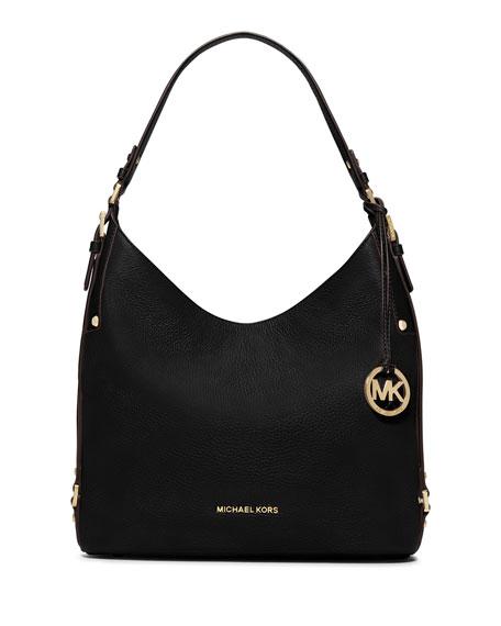 75b737f5eeab MICHAEL Michael Kors Bedford Large Belted Shoulder Bag, Black