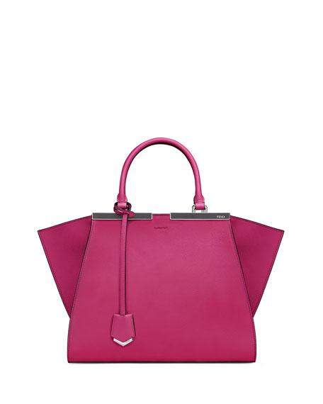 Fendi 3 Jours Leather Satchel Bag 5a72d2941b573
