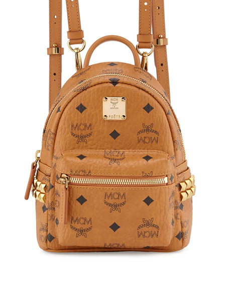 13c937ca0e1 MCM Stark X-Mini Side Stud Backpack