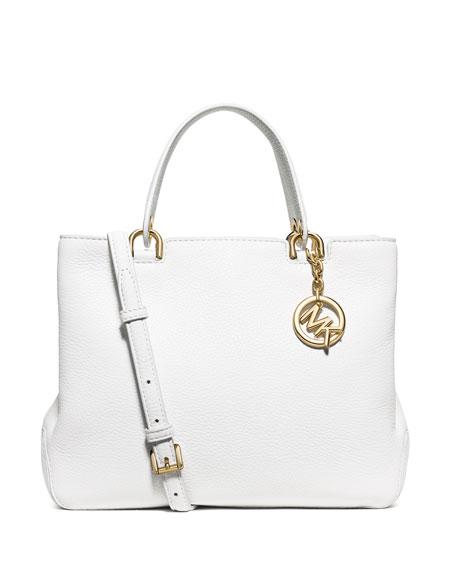 b8338a46a73c MICHAEL Michael Kors Anabelle Medium Top-Zip Tote Bag
