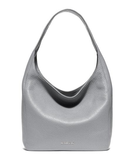 71ee5882c3d3 MICHAEL Michael Kors Lena Large Leather Shoulder Bag