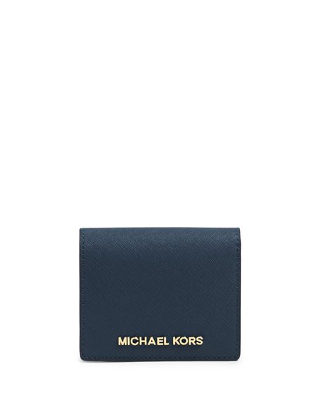 3780d6a74cc3 MICHAEL Michael Kors Jet Set Travel Saffiano Card Holder