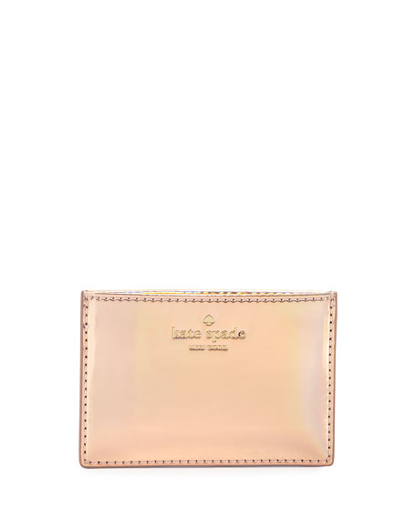 The Kate Spade Joeley Card Holder Is Just Enough To Hold Cash A Business And Of Course All Your Most Important Plastic Updated
