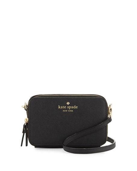 Cedar Street Carine Crossbody Bag Black