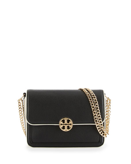 137b5f84c95 Tory Burch Duet Chain Convertible Shoulder Bag