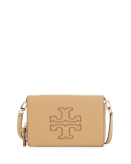 01826a11e Tory Burch Harper Flat Wallet Crossbody Bag