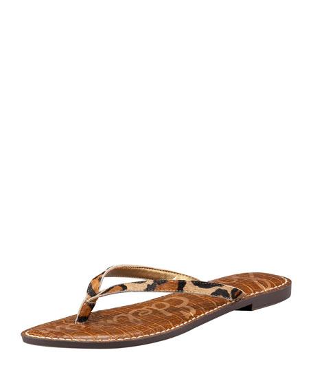d352f2c487befe Sam Edelman Gracie Flat Thong Sandal